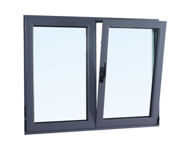 aluminievye okna